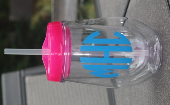 Stemless acrylic wine glass tumbler by designsem on etsy - Insulated stemless wine glasses ...