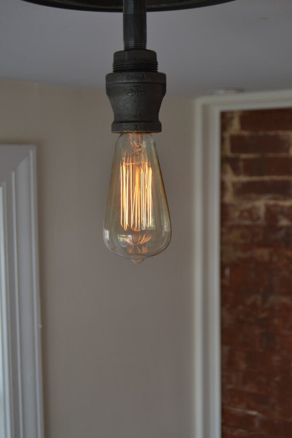 plafonnier plafonnier eclairage industriel industrielle. Black Bedroom Furniture Sets. Home Design Ideas