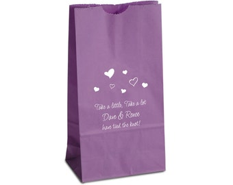 Favor Bags/Party Bags~50 Choose Your Design