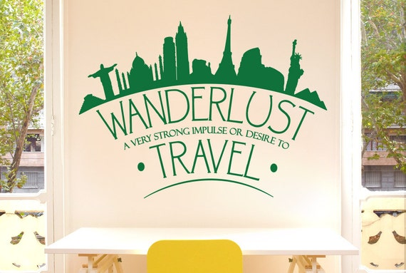 wanderlust and travel nt