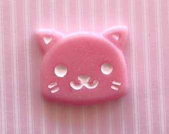 LRG Cat Cabochon - 1 pcs