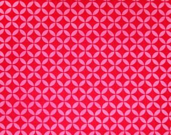 Alexander Henry - A-Chan Diamond - Pink & Red