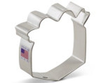 3.5'' Gift Present Cookie Cutter