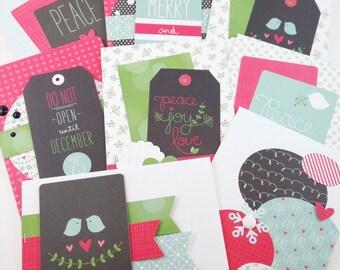 Christmas Greeting Card Set of 8