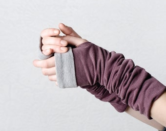 Fingerless gloves, arm warmers, gifts under 30, winter accessories