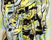 DALI'S BATMAN