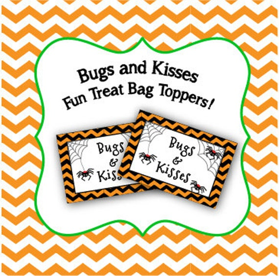 Gorgeous image regarding bugs and kisses printable