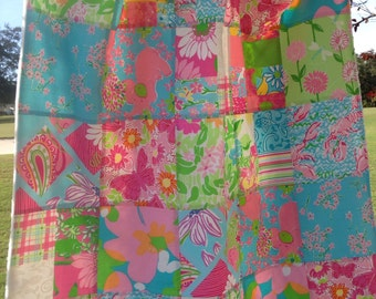 Lilly Pulitzer Baby Blanket Lilly Pulitzer Blanket