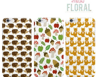 Woodland Toadstall iPhone 4/4S 5 5c 5s 6 6 Plus Samsung Galaxy s2 s3 s4 s5 Ace iPod Touch 4th 5th hard case