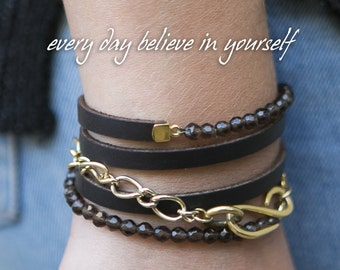 Wrap bracelet Leather, womens leather bracelet, Wrap Boho Bracelet, wrap leather bracelets for women, boho leather wrap bracelets for women