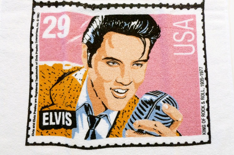 Elvis 29 Cent Stamp Watch
