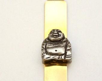 Buddha Letter Opener (paper knife), Handmade, Gift Boxed (h)