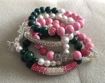 "Shop ""alpha kappa alpha"" in Jewelry"