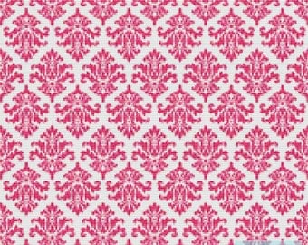 Pink Baroque PDF Cross Stitch Pattern