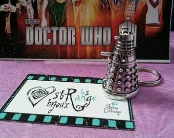 Doctor Who Dalek keyring