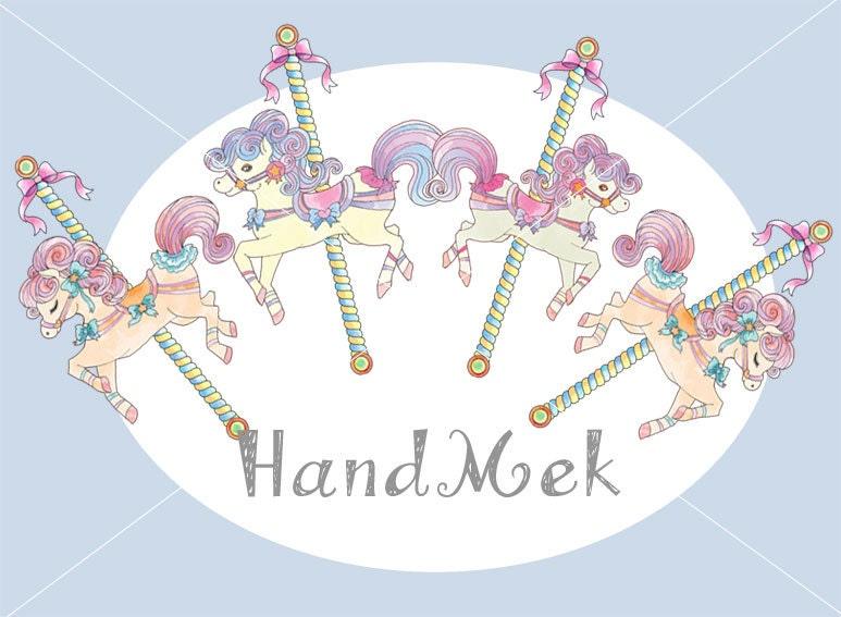 merry go round horse template - carousel set clipart cute carousel horse ride clip art