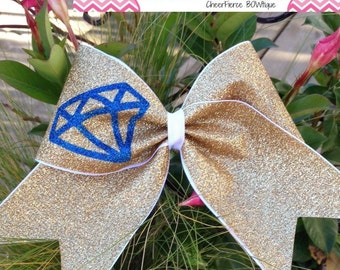 DIAMOND Cheer Bow
