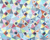 Broken Glass Quilt Pattern - Jen Kingwell - Jen Kingwell Designs - JKD 5033