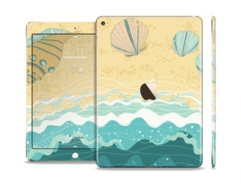 The Vector SeaShore Skin Set for the Apple iPad (All Models Available)