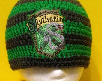 Slytherin House Crest Beanie