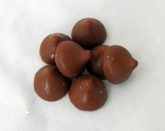 Chocolate Kisses, wax melts, soy wax tarts, candle tarts, chocolate candle, soy tarts, candy tarts, candle melts, soy candle