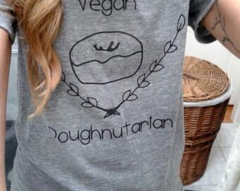 Vegan Doughnutarian