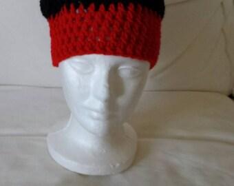 Crochet Head Hugger Hat