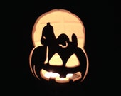 Charlie Brown and the Peanut's Gang - Pattern Pick - Permanent Foam Carved Pumpkins