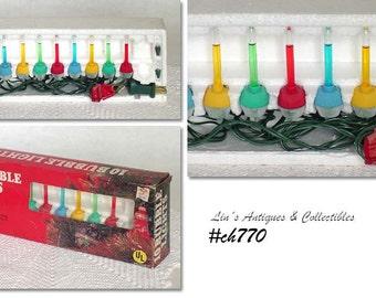 Mini Bubble Lights in Original Box  (Item #CH770)