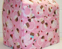 Pink Cupcake Cover For 4 5 Or 5qt Kitchenaid Tilt Head