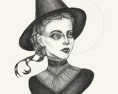 Witchcraft- Print 8x10...