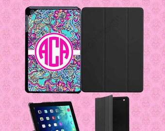 iPad Case iPad Mini Case iPad Air Case Monogram iPad Case Monogram iPad Mini Case Monogram iPad Air Case - Lilly Pulitzer Inspired Case
