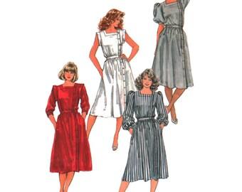 Simplicity Sewing Pattern 6212 Misses' Dress  Size:  14  Uncut
