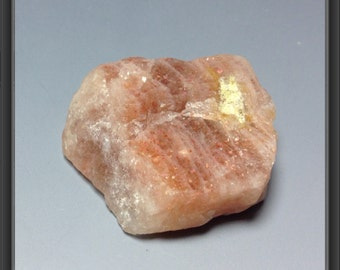 Sunstone from Tanzania - Natural - Rough - 27x22x9mm