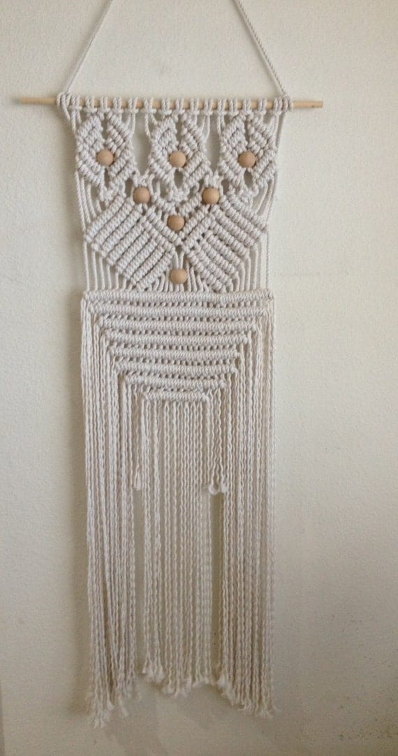 best rope for macrame wall hanging macrame wall hanging handcrafted macrame rope macrame 8767