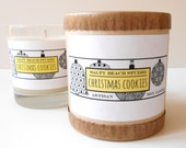 """Soy Candle """"Christmas Cookies"""""""