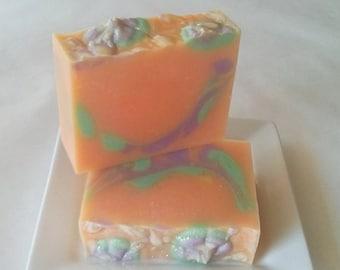Apricot Freesia Soap