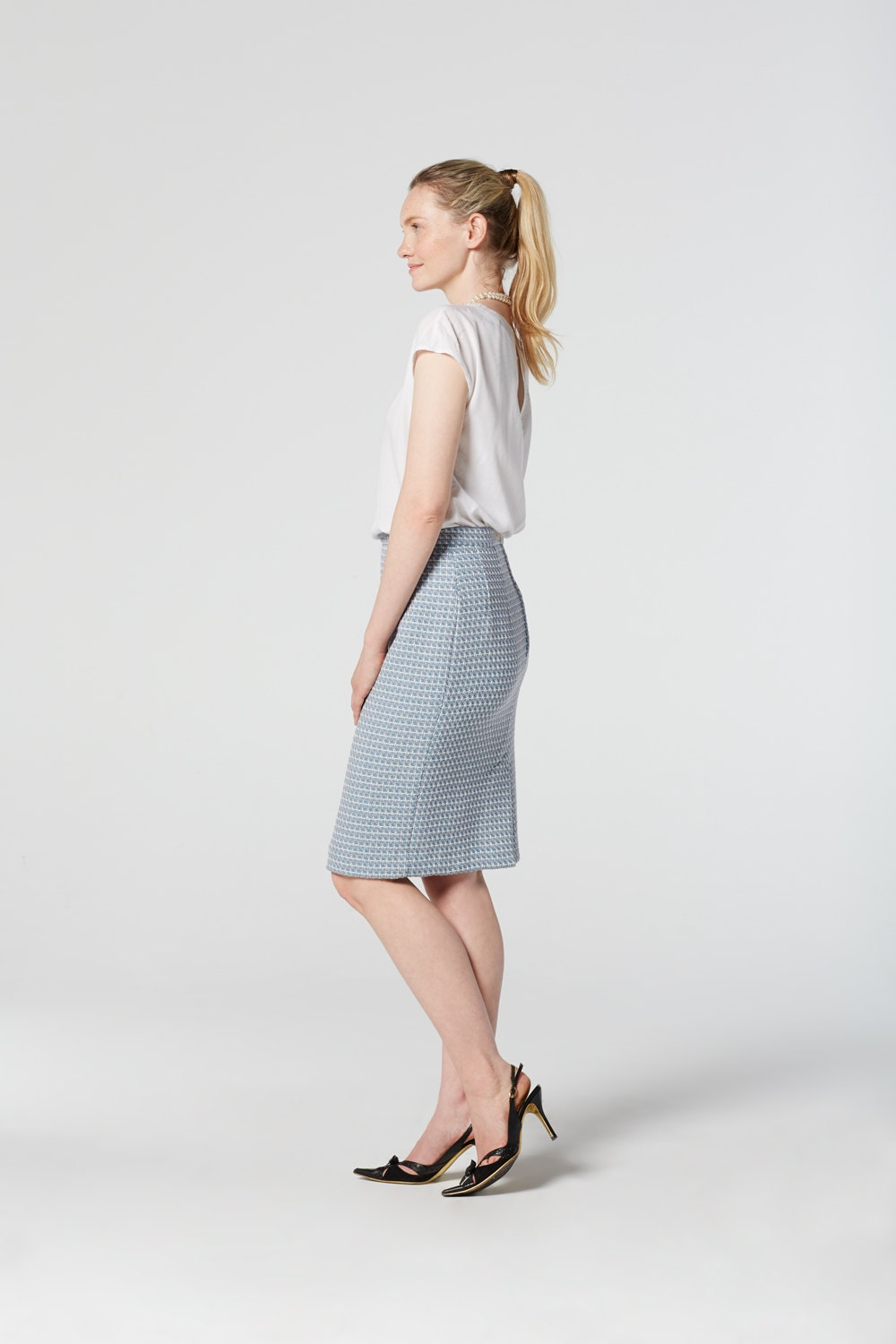 Pencil Skirt Sewing 50