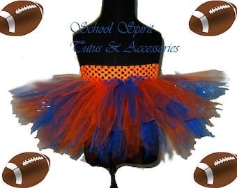 School/Team Colors Themed Tutus