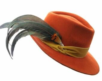 "Fedora hat ""Mantova"""