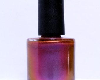 Vanity- SevenSins Collection - Handmade Custom Nail Polish  -15ml Bottle