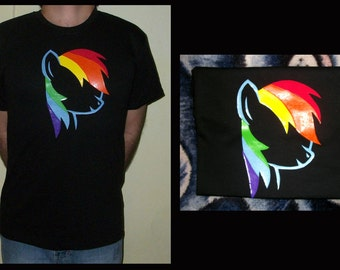Rainbow Dash Shirt (My Little Pony: Friendship is Magic)