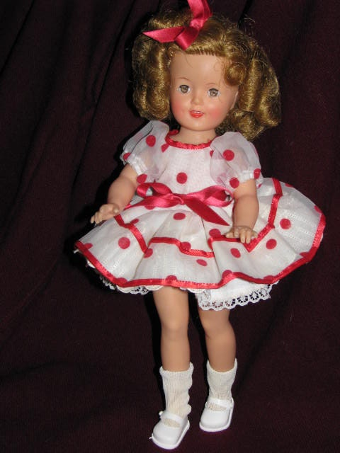 Original Baby Take A Bow Shirley Temple Doll