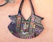 Banjara Vintage Embroidered  Tribal Bag