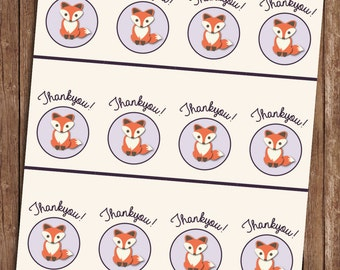 Fox Theme Thankyou Tags