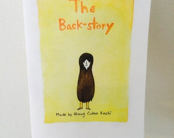 The Back Story; A Zine About Scoliosis