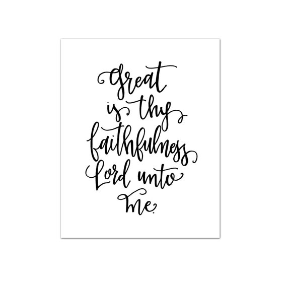 Last Bing Queries & Pictures for Great Is Thy Faithfulness Art