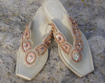 Leather Shoes Indian Sandals Shoes Women Leather Flats Womens Shoes Boho Sandals Leather Sandals Flip Flops Handmade Flip Flops Shoes