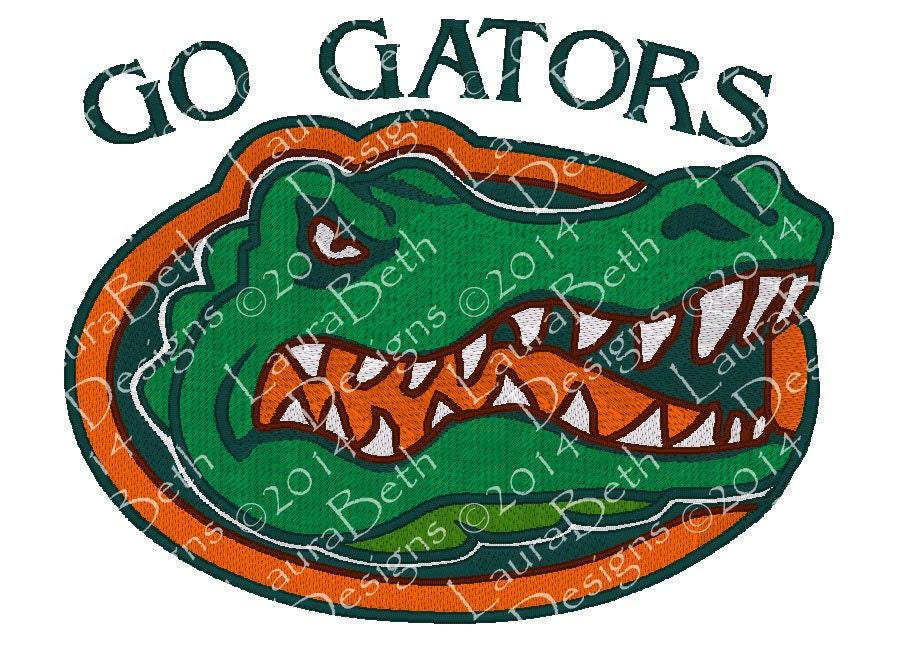 Florida Gators Uf Go Gators Digital Design