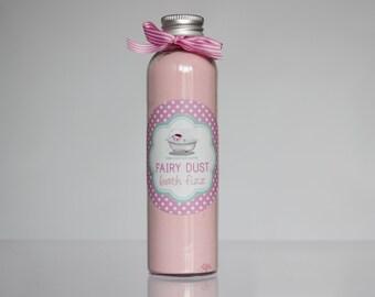 Fairy Dust Bath Fizz - Girl's Bath Gift
